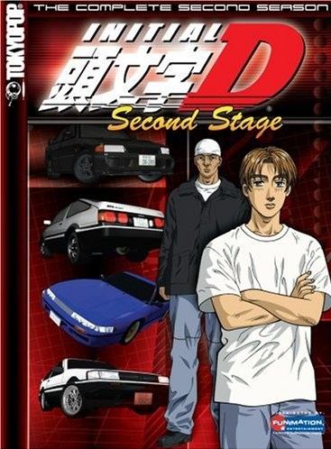 ดูหนังออนไลน์ Initial D Second Stage (1999-2000) Season 2 EP.6 นักซิ่งดริฟท์สายฟ้า ภาค 2 ตอนที่ 6